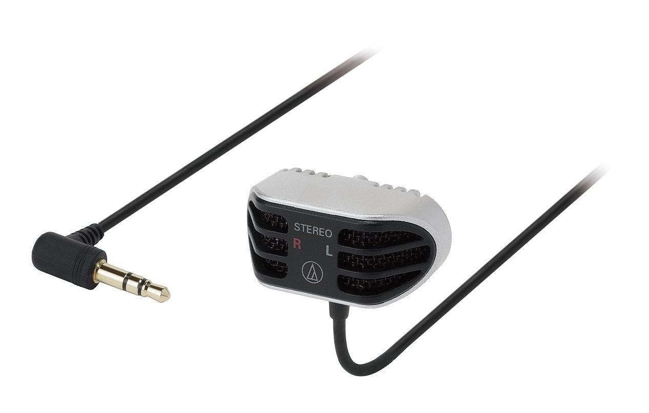 Audio Technica AT9902 Stereo Lavalier Microphone audio-technica