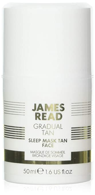 a17d3f1d1509 Amazon.com   James Read Sleep Mask Tan Face