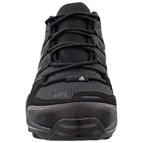 Adidas Terrex al aire libre X rápido Senderismo zapatos - Negro / gris oscuro / rojo de la potencia Black/Dark Grey/Power Red