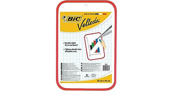 Amazon.com : PIZARRA BLANCA VELLEDA 44X30 : Dry Erase ...