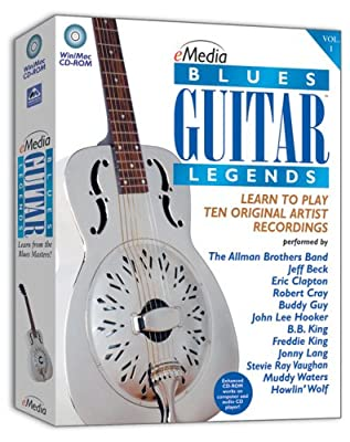 eMedia Blues Guitar Legends [Old Version]