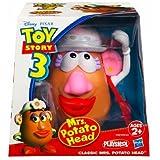 Playskool 19760 - Juego educativo Edad primer señor y la señora Potato Head Toy Story 3 la Sra. Cara de Papa [Importado de Francia]