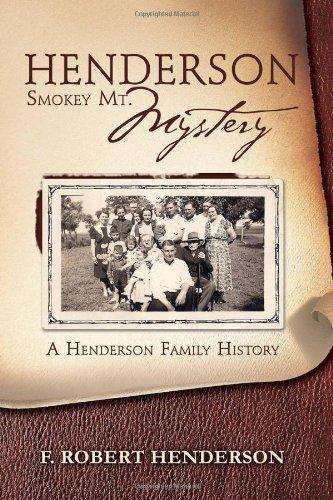 HENDERSON SMOKEY MT. MYSTERY
