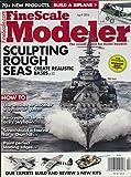 Finescale Modeler : Articles- A Syrian SP Gun; An Israeli Skyhawk; Scratchbuild a Fascine; Sculpting Rough Seas; Build a Biplane (2016 Journal)