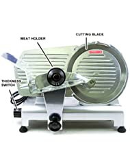 New Commercial Heavy Duty 12 Electric Meat Deli Slicer