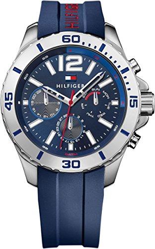Tommy Hilfiger Nolan 1791142 Mens Wristwatch Solid Case