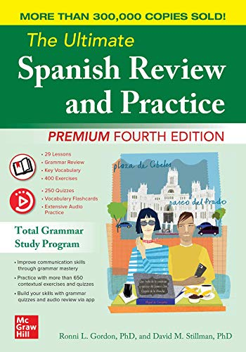The Ultimate Spanish Review and Practice, 4th Edition