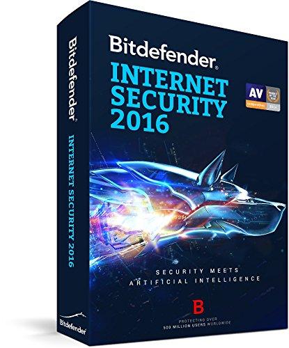Bitdefender Internet Security 2016 1Year