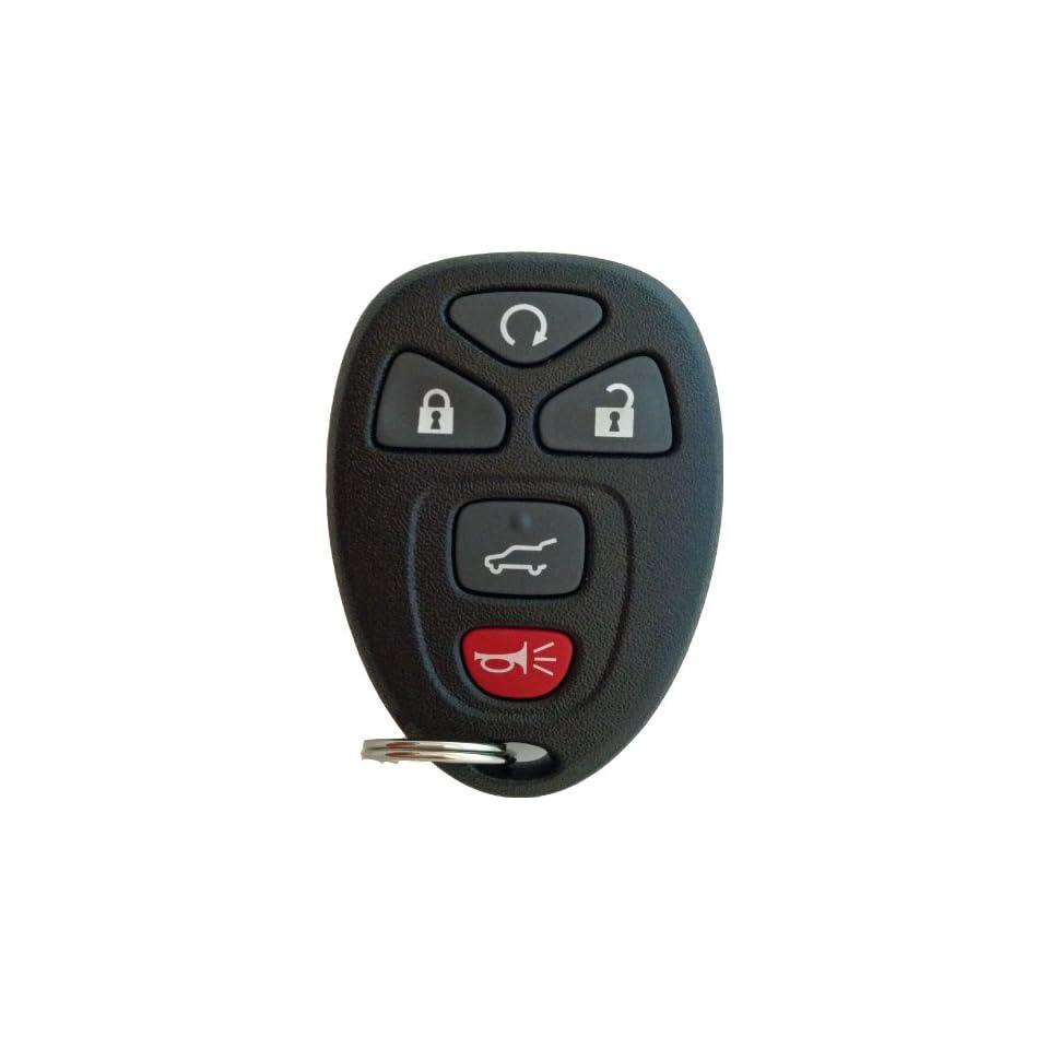 2007 2014 Chevrolet Tahoe Keyless Entry Remote
