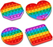 ZALIK Rainbow Pop Fidget Toy