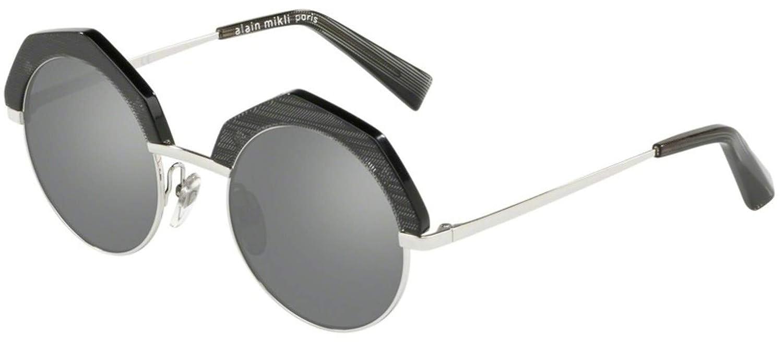 Sunglasses Alain Mikli A 4006 007//6G BLACK//SILVER