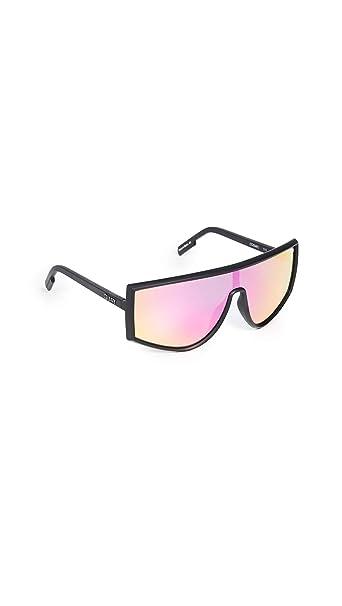 Amazon.com: Quay - Gafas de sol para mujer, talla única ...