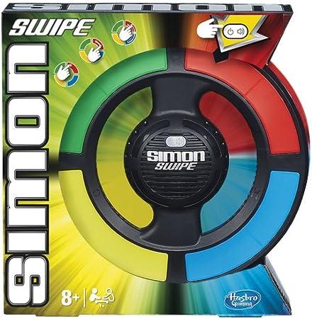 M.B Juegos Hasbro Gaming - Simon Swipe, Juego de Mesa (A8766): Amazon.es: Juguetes y juegos