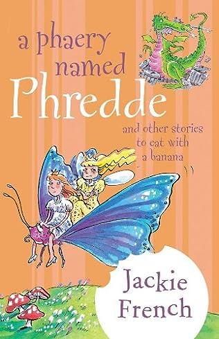 book cover of A Phaery Named Phredde
