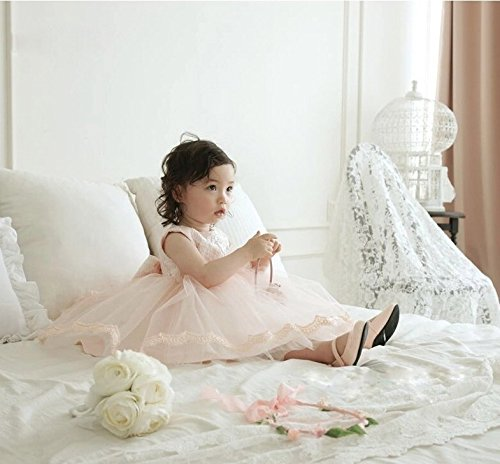 Pic Girl Chirstening Infant Girl 0 Pink Baby Dress for 8 Girl Years Dress Year 1 1 Dress Dress Baptism for Baby Toddler for Dress Birthday xgAYqO6A