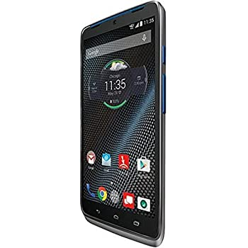 Motorola DROID Turbo XT1254 - 32GB Android Smartphone - Verizon Unlocked (Gray/Blue,