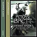 The Desert Spear: The Demon Cycle, Book 2 | Livre audio Auteur(s) : Peter V. Brett Narrateur(s) : Colin Mace