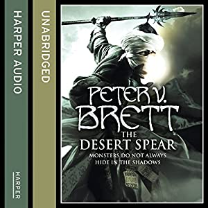 The Desert Spear Hörbuch