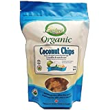 Everland Coconut Chips Toasted Coconut Sugar Organic 113g