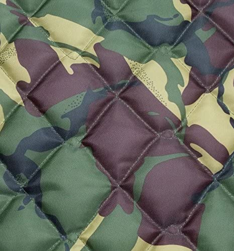 Waterproof 4oz Camouflage nylon fabric pet clothing cover material sold by meter