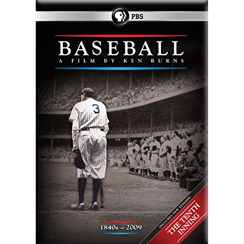 Baseball: A Film by Ken Burns 2010 Boxed Set (Includes The Tenth Inning) by PBS Distribution