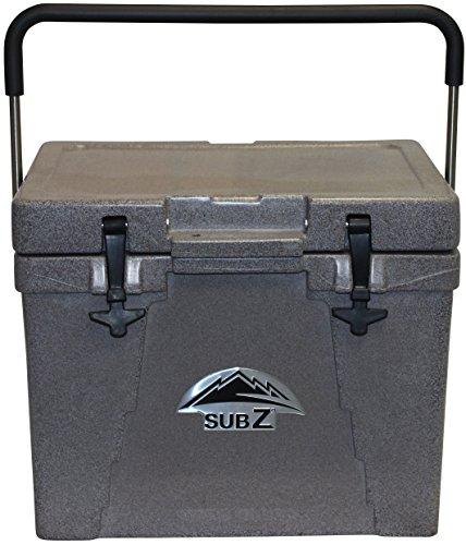 Sub Z Rotomolded Cooler, Tan, 23 Quart