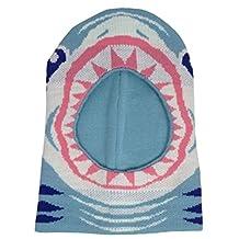 Knit Mask Shark Ski Mask Winter Jaws Fish Great White Balaclavas