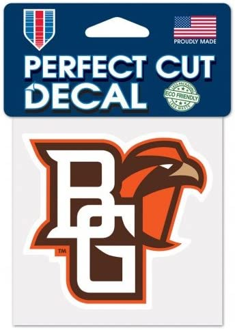 WinCraft NCAA Perfect Cut White Decal