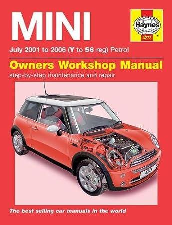 mini petrol july 01 06 haynes repair manual anon amazon co uk rh amazon co uk haynes workshop manual honda cbr600rr 2015 haynes workshop manual honda cbr600rr 2015