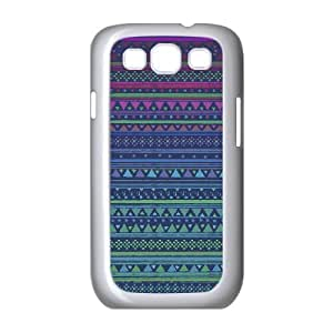 Samsung Galaxy S3 9300 Cell Phone Case White Anchor Pattern ihul