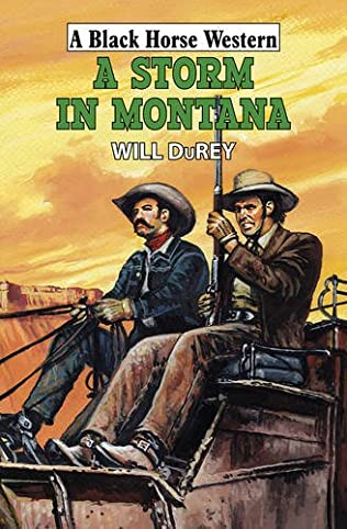 book cover of A Storm In Montana