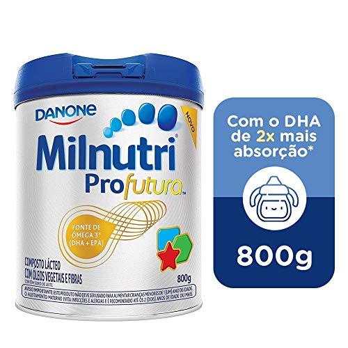 Composto Lácteo Milnutri Profutura Danone Nutricia 800g