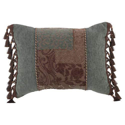 (Croscill 2A0-520O0-6406/200 Galleria Boudiour Pillow)