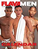 FlavaMen 2020 All Nude Black & Latin Men Calendar