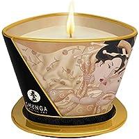 Vela de masaje con aroma a vainilla SHUNGA