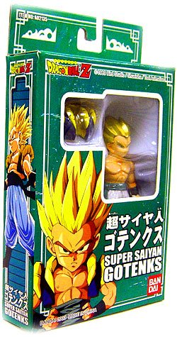 Super Battle Collection (Dragonball GT Japanese Super Battle Collection Action Figure Super Saiyan Gotenks)