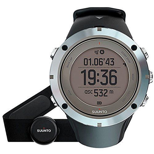 SUUNTO Ambit3 Peak HR Monitor Running GPS Unit, Sapphire