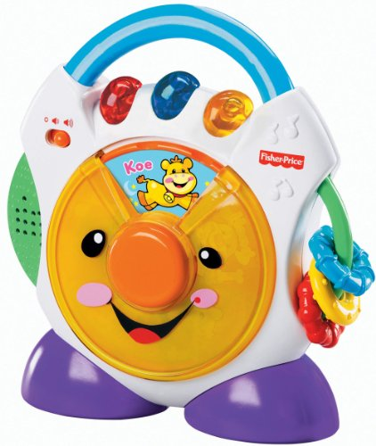 cd player for kids fisher price - 5