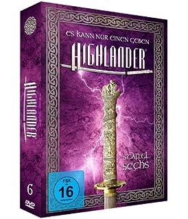 Highlander Staffel 5 7 Dvds Amazonde Adrian Paul