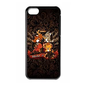 iPhone 5C Phone Case Black The Legend of Zelda DY7716878