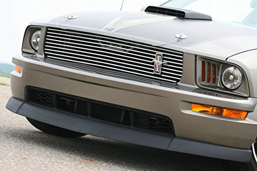 Mustang Chin Spoiler - CDC 2005-2009 Ford Mustang GT Classic Chin Spoiler Black Paintable 110020