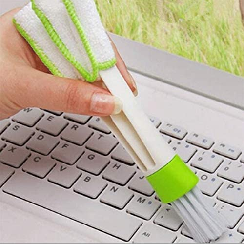 1 Pcs Microfiber Car Cleaning Brush Cleaner Brushes Tools Duster Auto Accessories Air Condition Computer Clean