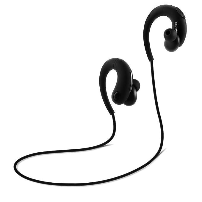9 opinioni per Sport NexGadget senza fili portatile stereo-headset Bluetooth-Cuffie con