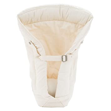 388c32cbf18 Amazon.com   Ergobaby Easy Snug Infant Insert (Organic Natural)   Baby