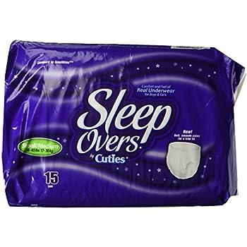 Prevail Sleepover Diaper, 60 Count