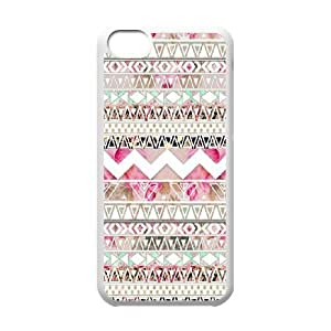 Aztec Tribal Pattern Classic Personalized Phone Case for Iphone 5C,custom cover case ygtg537329 by icecream design