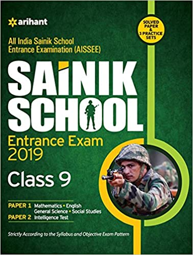 Buy Sainik School Class 9th Guide 2019 Book Online at Low Prices in