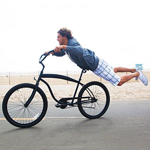 sixthreezero Men's In The Barrel 26-Inch Beach Cruiser Bicycle