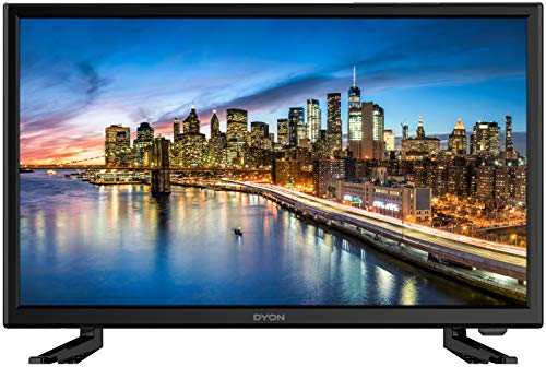 DYON Live 22 Pro 54,6 cm (21,5 inch) televisie (Full-HD, Triple Tuner, DVB-T2 H.265/HEVC)