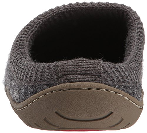 AT Slip Chianti Slipper Haflinger Women's Power on Grey pqnw1Fgz
